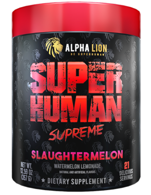 Super Human Supreme Slaughtermelon