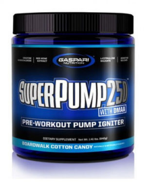 SuperPump 250!