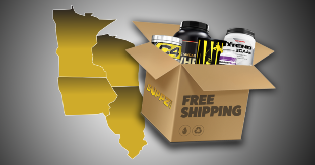 Suppz Free Shipping