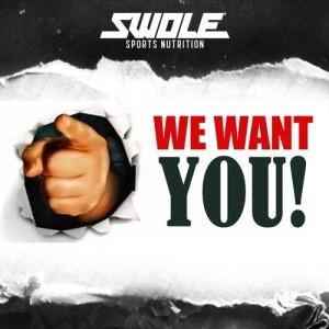 Swole Wants You