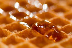 Syrup Waffle