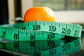 Tape Measure Orange