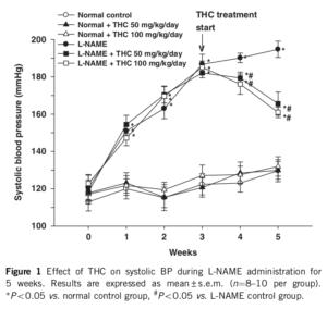 Tetrahydrocurcumin Hypertension