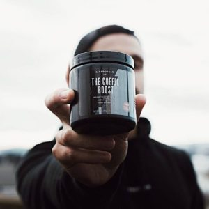 The Coffee Boost Athlete