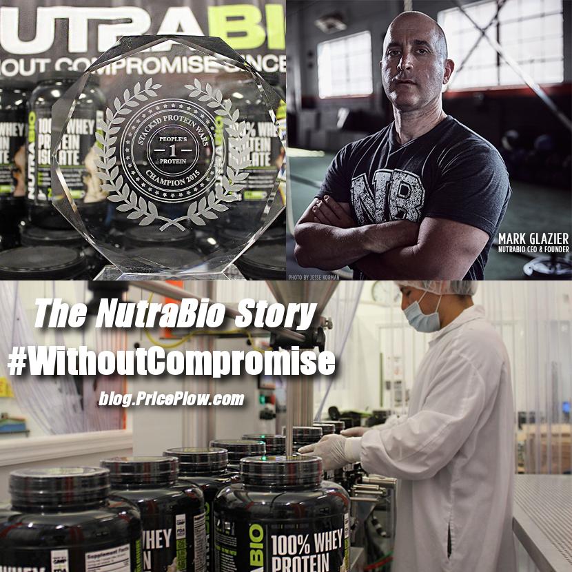 The NutraBio Story