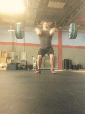 Lance is continuing to set PRs each week as he hits week 4 of using Thrust.