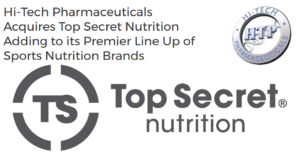 Top Secret Nutrition Hi-Tech Pharmaceuticals