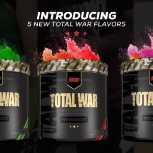 Total War New Flavors April 2018