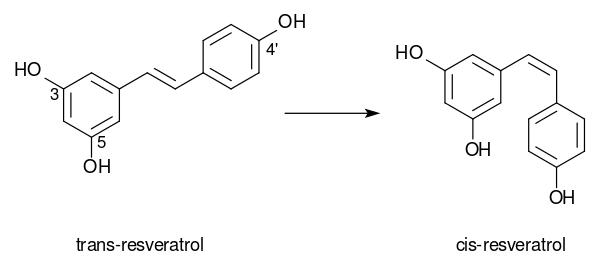 Trans-cis-Resveratrol