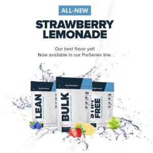 Transparent Labs Strawberry Lemonade
