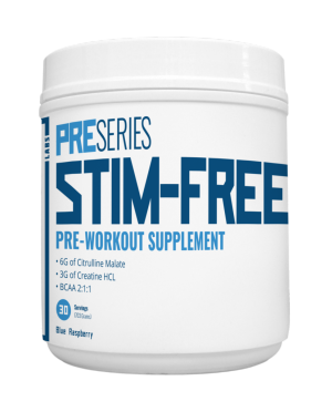 Transparent Labs PreSeries STIM-FREE