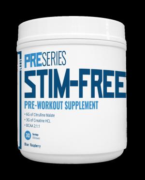 Transparent Labs PreSeries STIM-FREE