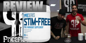 Transparent Labs PreSeries STIM-FREE Review