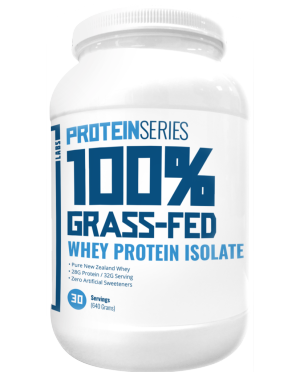 Transparent Labs ProteinSeries Grass-Fed 100% Whey Isolate