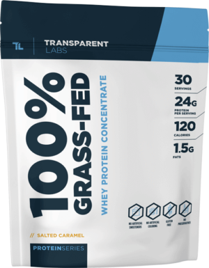 Transparent Labs Grass-Fed Whey Concentrate