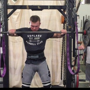 Colby Squat Prep Week 5