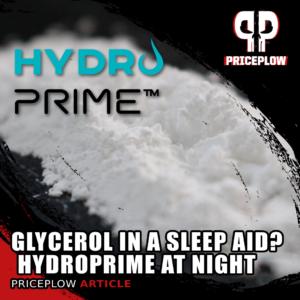 Urination Night Glycerol