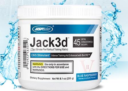 USP Labs Jack3d 2015 Release