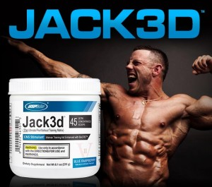 USPLabs Jack3d 2015 Flex