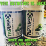 Vein Nutrition Pre Workouts