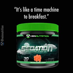 Vein Nutrition Sedation Breakfast