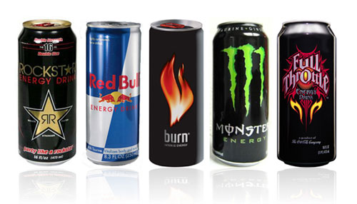 Vitamin B Energy Drinks