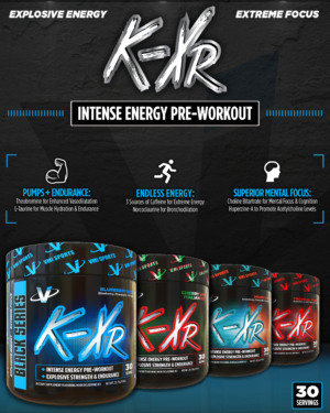 VMI Sports K-XR Benefits