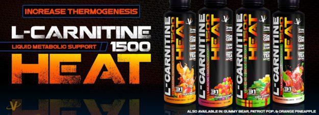 VMI Sports L-Carnitine 1500 Heat