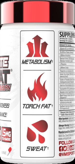 VMI Sports White Heat Benefits