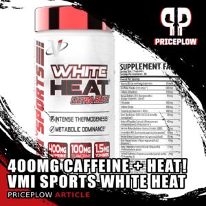 VMI Sports White Heat
