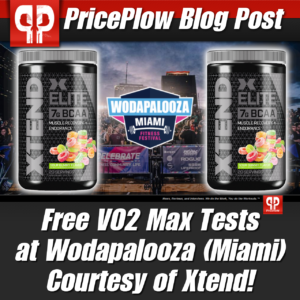 Wodapalooza Free VO2 Max Tests