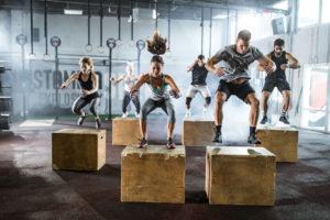 Workout Class N21