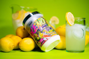 Xeno Amino Lemonade
