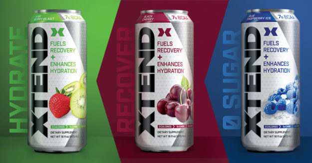 Xtend Carbonated Cans
