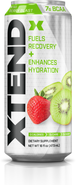 Xtend Carbonated Kiwi Berry