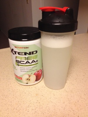 Xtend Free Review Crisp Apple