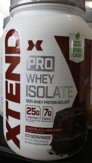 Xtend Pro Chocolate