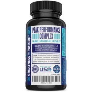 Zhou Nutrition Neuro Peak Performance