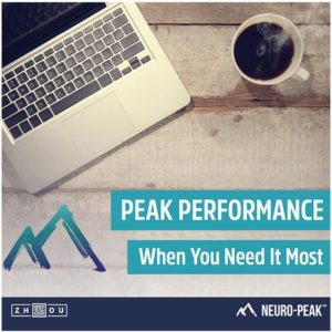 Zhou Nutrition Neuro Peak Performance Now